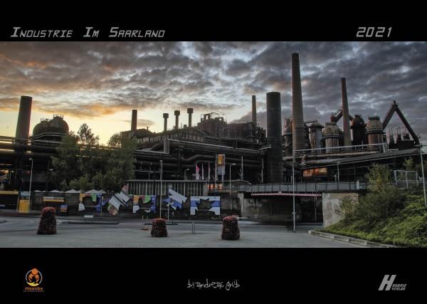 Industrie im Saarland 2021