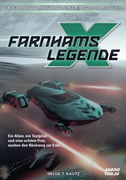 X: Farnhams Legende (Mängelexemplar) - Hardcover